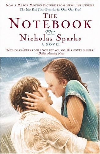 the notebook book cover - the-notebook Photo