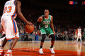 triple double for win in G3 vs New York - rajon-rondo photo