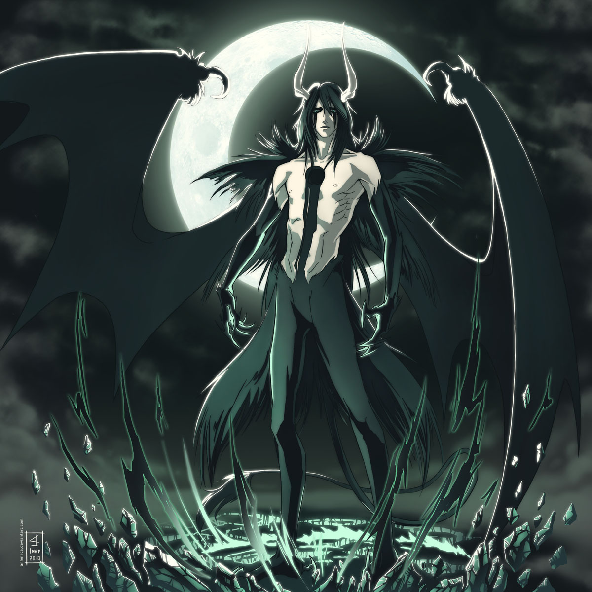 Re Coolest Looking Anime Character
