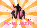 michael-jackson - wall wallpaper