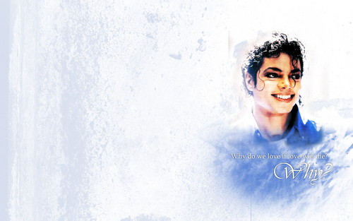 Michael Jackson wallpaper entitled wall