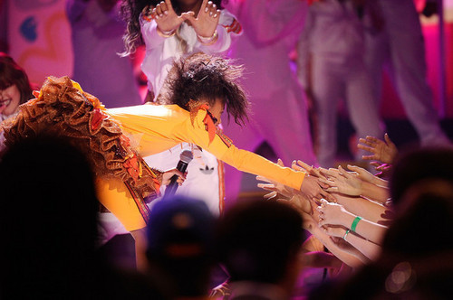willow performing