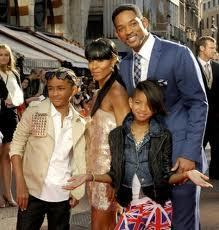 willow with family
