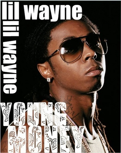 Lil' Wayne wallpaper with sunglasses called yung muney