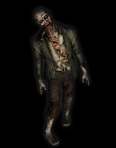 Resident Evil wallpaper called zombie