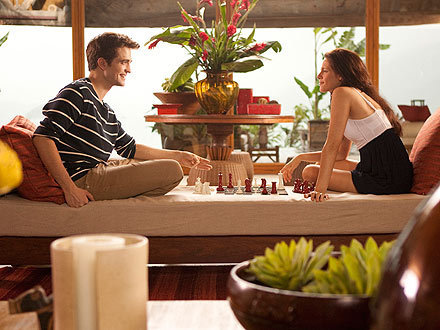 """Breaking Dawn"" Still"