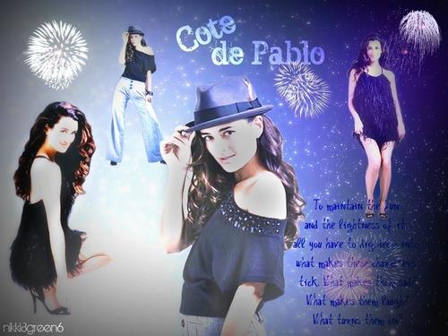 *Miss de Pablo*