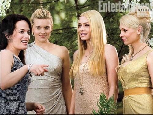 'The Twilight Saga: Breaking Dawn' Movie Stills.