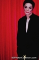 1999 Arno Bani, Red Curtain - michael-jackson photo