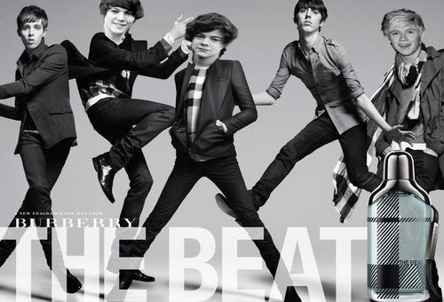 1D for Burberry