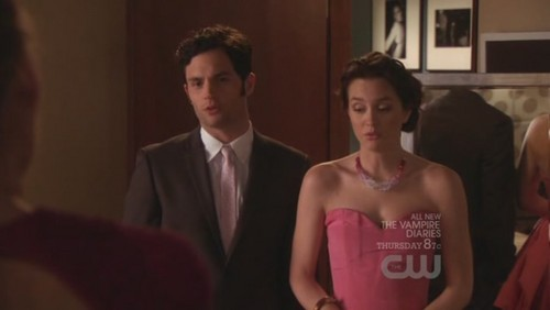 4x19-Pretty in Pink - dan-and-blair Screencap