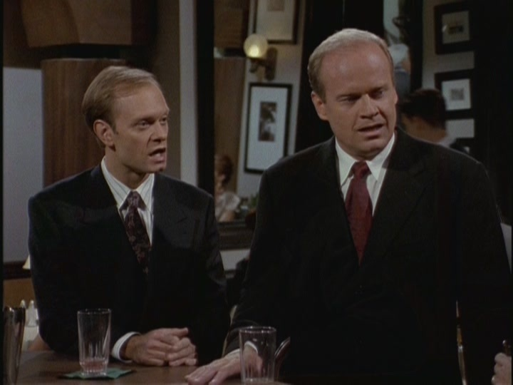 Frasier images 6x04 Hot Ticket HD fond d'écran and