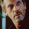 Dr. Gregory House photo with a portrait called 7.16 'Out of the Chute' Icons