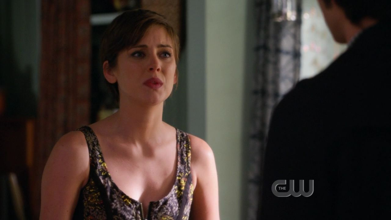 90210 3x13 - Its Getting Hot In Here - Jessica Stroup ...