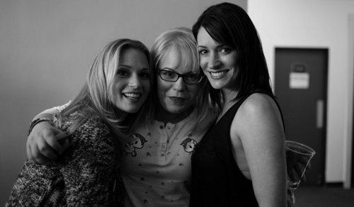 AJ, Kirsten & Paget