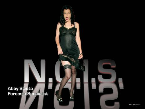Abby Sciuto Forensic Specialist