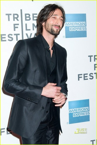 Adrien Brody: 'Detachment' Premiere at Tribeca Film Festival