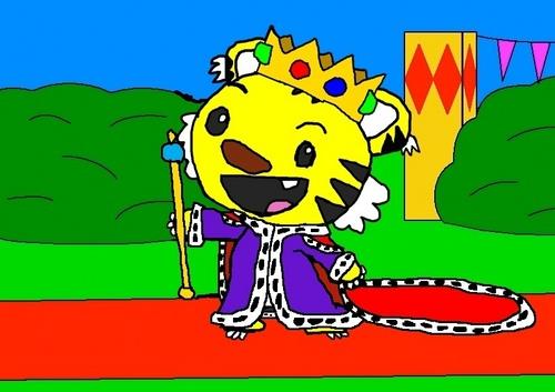All hail, Prince Rintoo