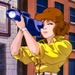 April O'Neil - ninja-turtles icon