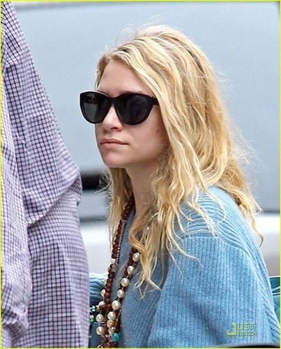 Ashley Olsen: Back in the Big яблоко
