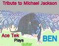 BEN-Tribute Tto Michael Jackson - michael-jackson photo