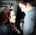 Bella & Edward - twilight-series fan art