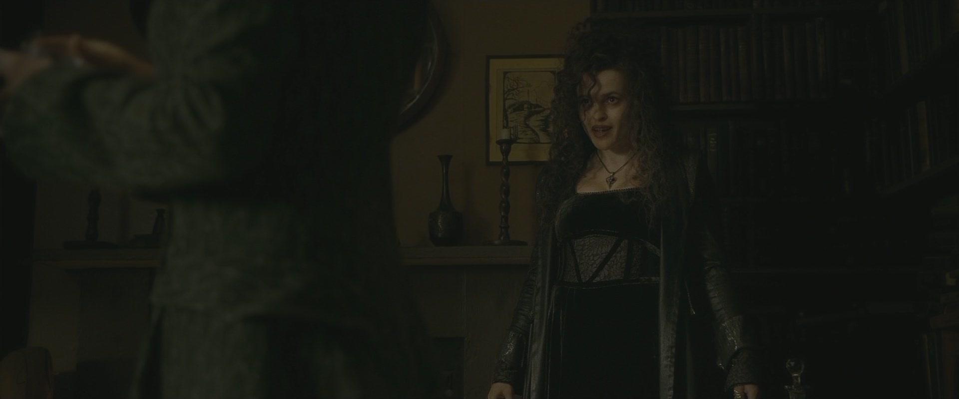 Bellatrix in Half-Blood Prince HD
