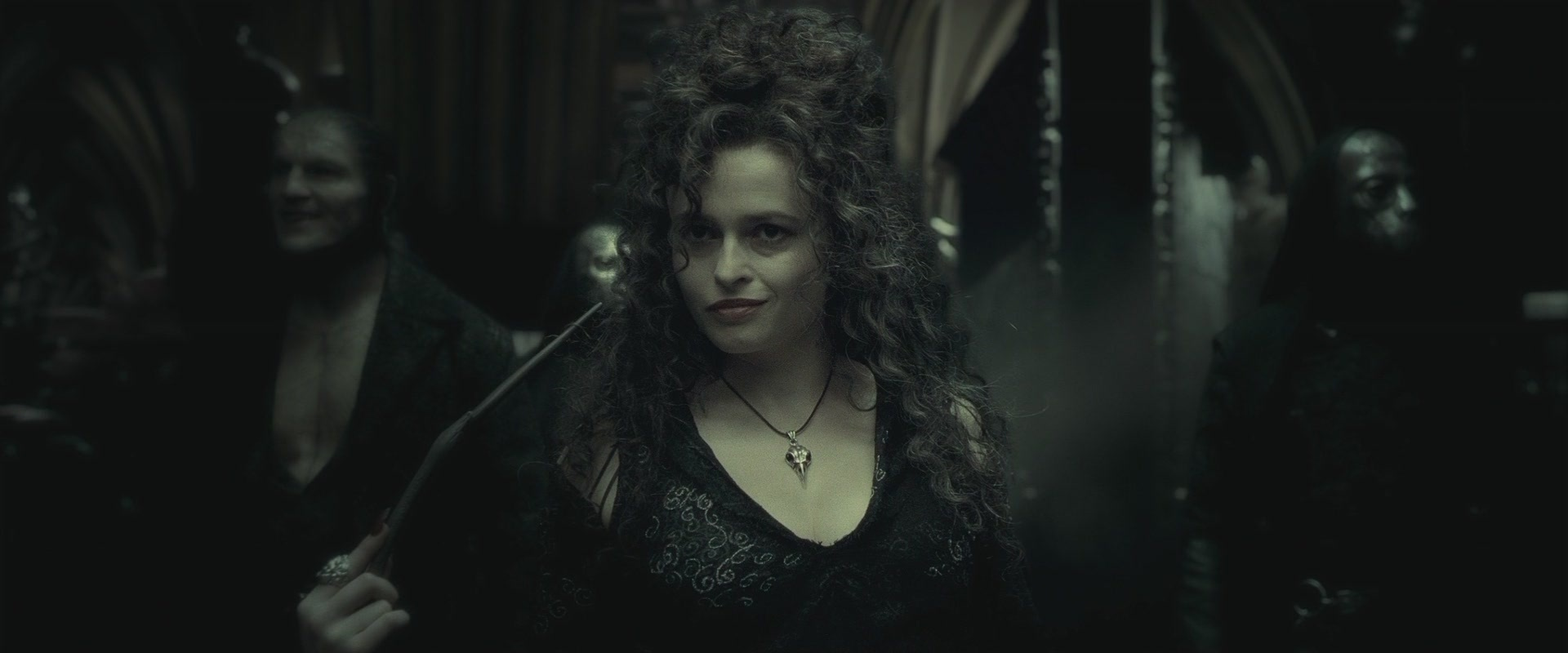 Bellatrix in Half-Blood Prince HD