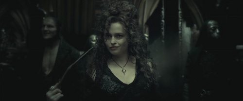 Bellatrix Lestrange fond d'écran titled Bellatrix in Half-Blood Prince HD