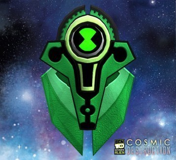 Ben 10 Ultimate Alien Cosmic Destruction Watch
