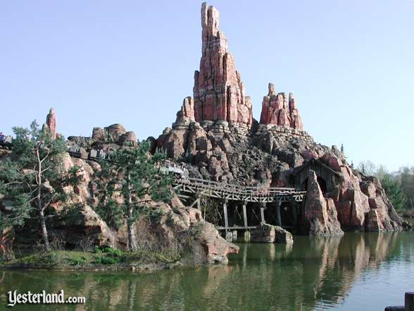 Disneyland Paris Images Big Thunder Mountain Railroad