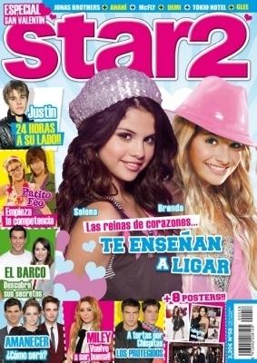 Brenda Asnicar In Stars Mag.