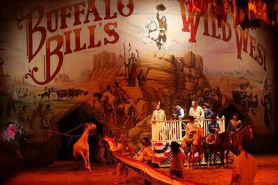 Buffalo Bill 表示する