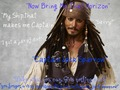 Captain Jack Sparrow 名言・格言