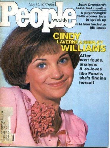 Cindy Williams on People