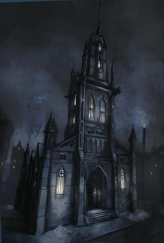 Batman Arkham City Images Concept Art Hd Wallpaper And Background