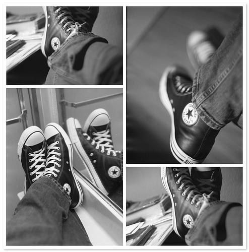 कॉनवर्स Shoes!