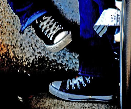 converse Shoes!