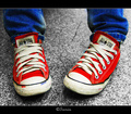 8f9eea4208f31f 2 ways to tie your converse - All Star Converse video - Fanpop