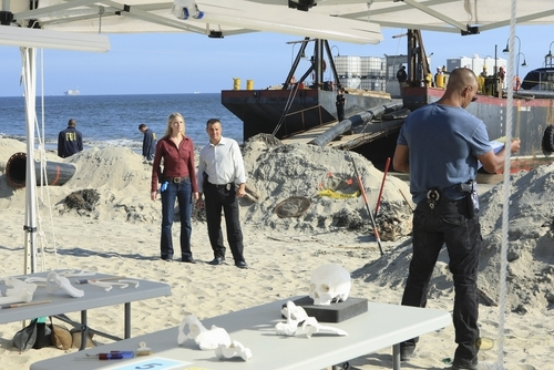 Criminal Minds - Episode 6.23 - Big Sea - New Promotionnal 照片