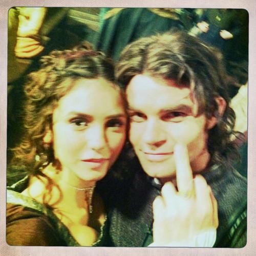 Daniel and Nina