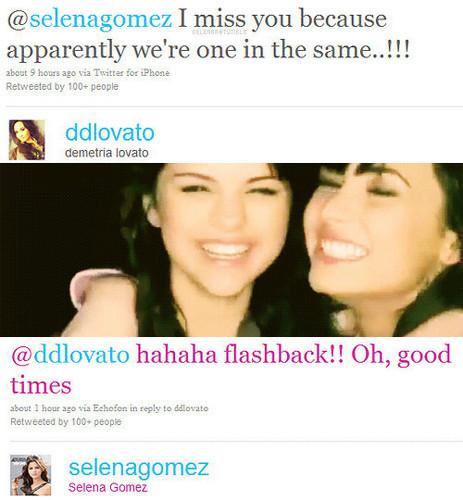 Demi on twitter !