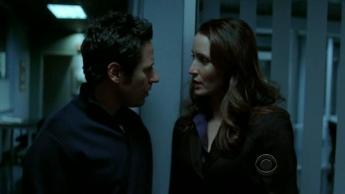 Don/Robin - numb3rs Photo