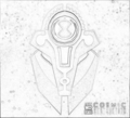 Drawing Of  The Ben 10 Ultimate Alien Cosmic Destruction Watch - ben-10-ultimate-alien fan art