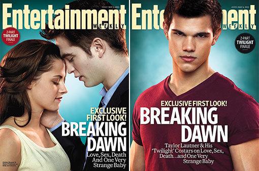 EW - First Look Breaking Dawn