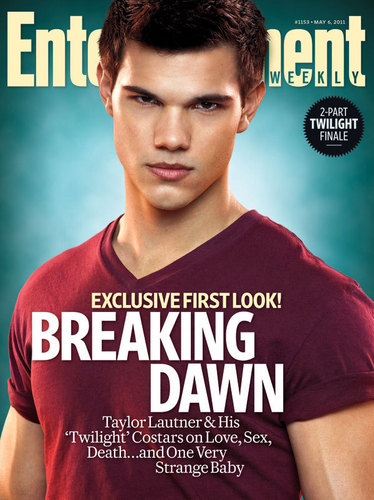 EW - First Look Breaking Dawn