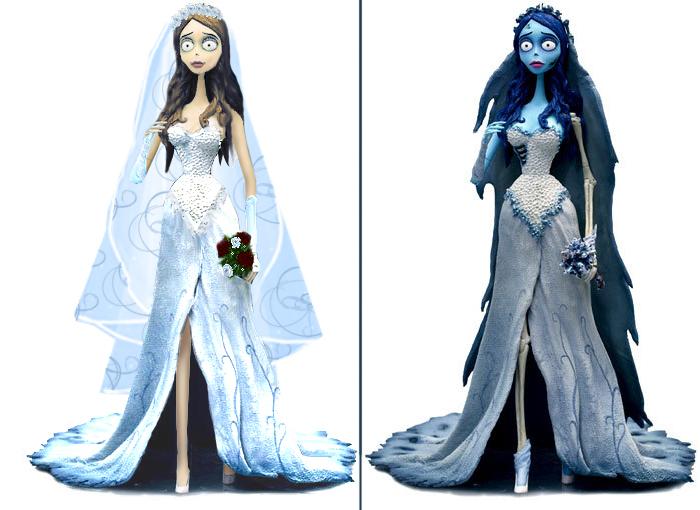 Живая невеста