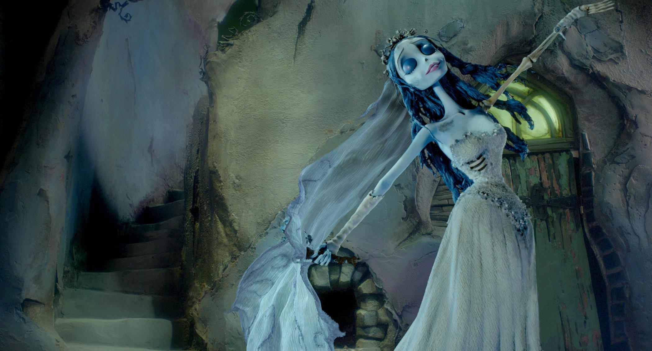 Emily the corpse bride emily