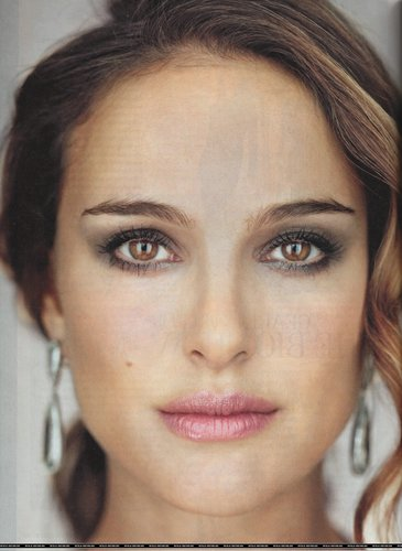Natalie Portman wallpaper containing a portrait entitled Entertainment Weekly
