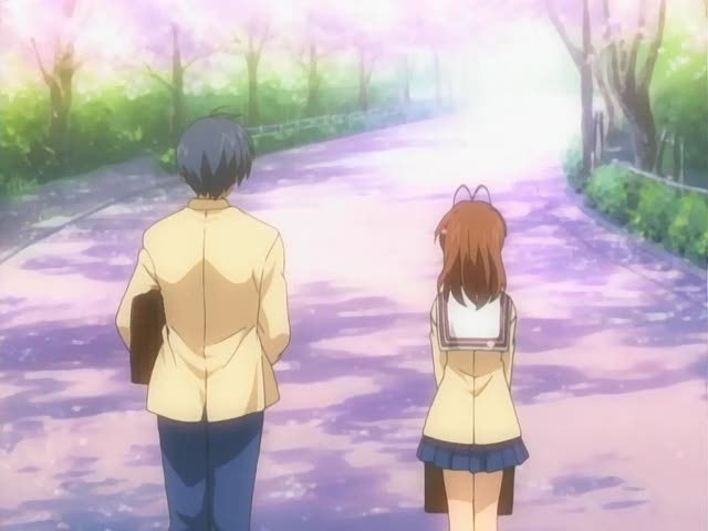 http://images4.fanpop.com/image/photos/21400000/Episode-1-On-The-Hillside-Path-Where-The-Cherry-Blossoms-Flutter-clannad-21411615-640-480.jpg